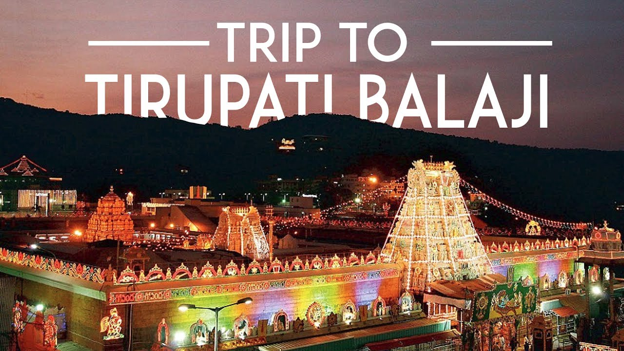 Tirupati Travel Packages from Chennai